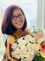 Hong Gam, 37 from Ho Chi Minh City, VN