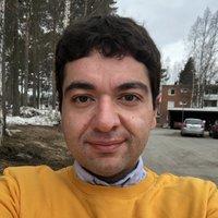 Joseph Marie, 33 from Piteå, SE