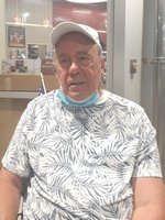 Clifford, 74 from Brooksville, FL